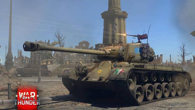 War Thunder sigue mostrándonos en detalle a sus fuerzas italianas
