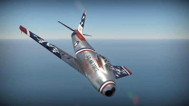 El combate aéreo de War Thunder se renueva con nuevos aviones