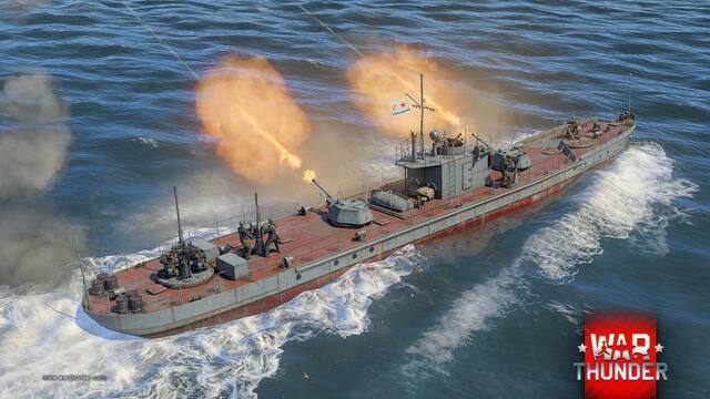 War Thunder nos brinda nuevos detalles e imágenes de su Operación Astillero