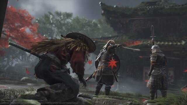 Ghost of Tsushima cambiará realismo histórico por diversión