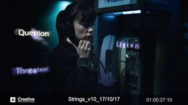 Erica, un thriller interactivo de imagen real, ya está disponible en PS4