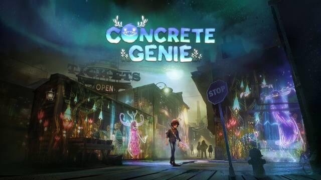 E3 2018: Concrete Genie muestra su nuevo tráiler