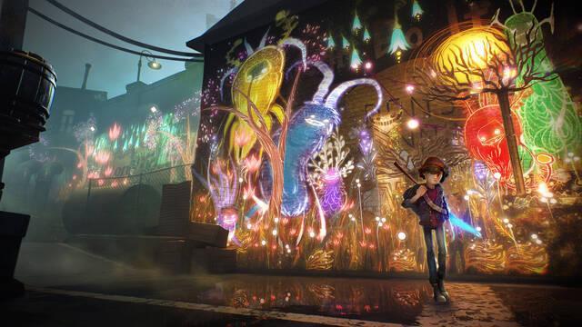 PixelOpus juego PS5 creadores de Concrete Genie