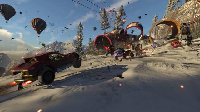 Codemasters anuncia Onrush en Paris Games Week 2017
