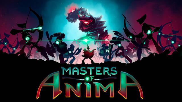 Masters of Anima muestra su jugabilidad por primera vez en vídeo