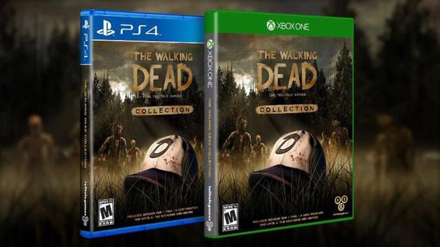 Anunciada The Walking Dead: The Telltale Series Collection para One y PS4