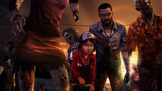Telltale muestra las mejoras gráficas de The Walking Dead Collection