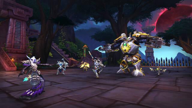 World of Warcraft: Battle for Azeroth da la bienvenida a nuevo contenido