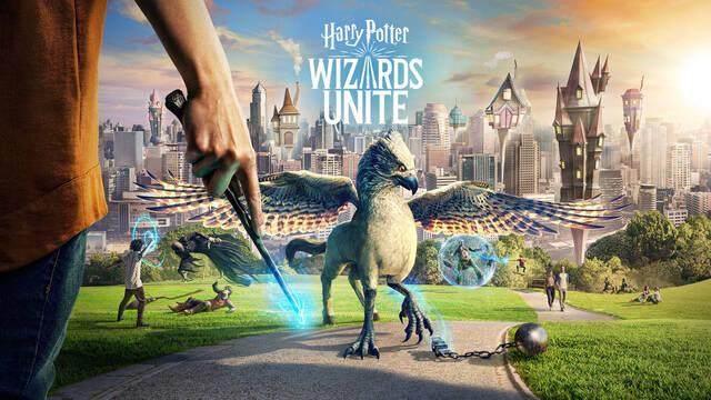 Harry Potter: Wizards Unite debuta con números mucho más bajos que Pokémon GO