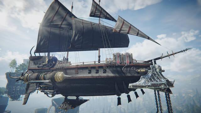 Ascent: Infinite Realm de Bluehole nos muestra sus armas y naves