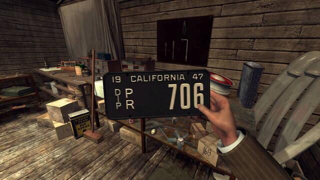 L.A. Noire: The VR Case Files se presenta en vídeo