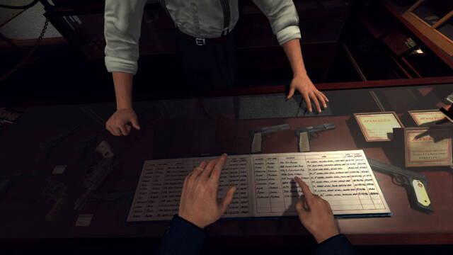 L.A. Noire: The VR Case Files aparece clasificado para PS VR