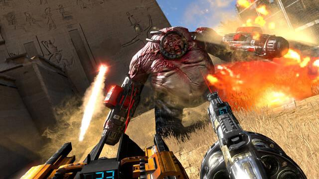 Serious Sam 3 VR: BFE ya está disponible en Steam