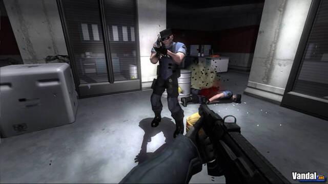 Nuevas imágenes de F.E.A.R. para Xbox 360