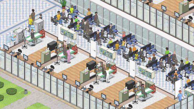 Así es Project Hospital, un sucesor espiritual de Theme Hospital