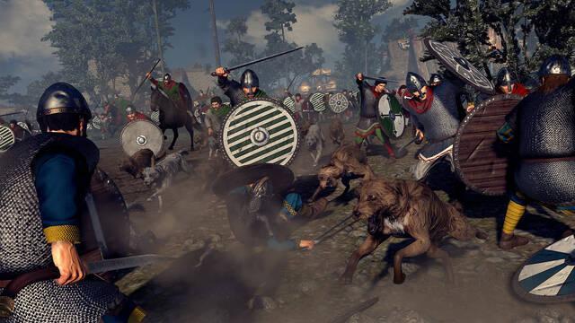 La estrategia de Total War Saga: Thrones of Britannia ya está disponible