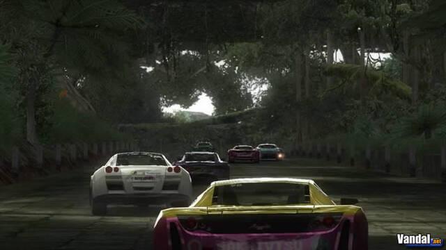 Nuevas imágenes de Ridge Racer 7