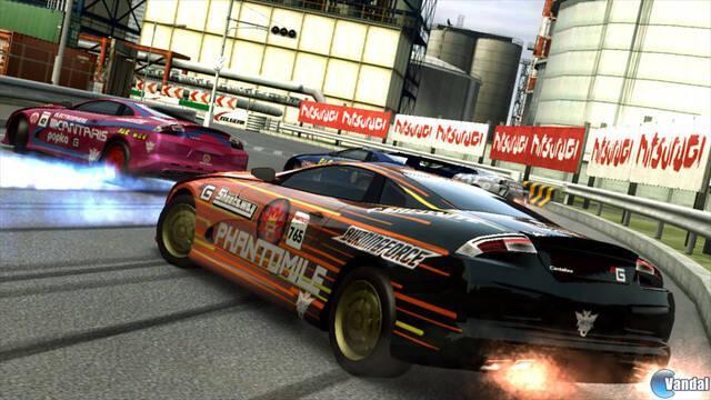 TGS: Ridge Racer 7 se actualiza a las 3D estereoscópicas