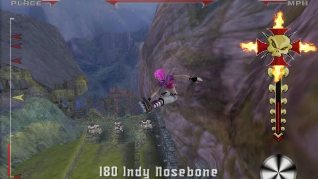 E3: Imágenes de Tony Hawk's Downhill Jam para Wii