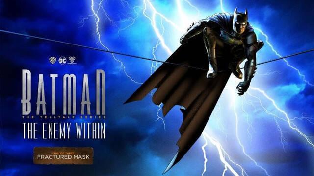 El tercer episodio de Batman: The Enemy Within llegará el 21 de noviembre