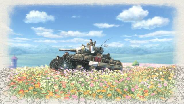 Detallados los requisitos mínimos de Valkyria Chronicles 4 en PC