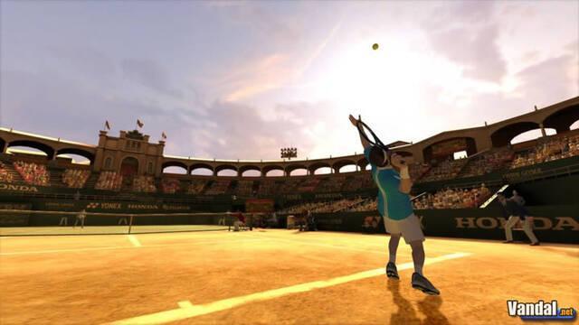 Sega anuncia Virtua Tennis 3