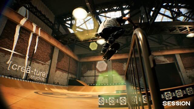 El juego de skate Session consigue financiarse en Kickstarter