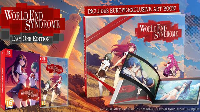 World End Syndrome llegará a PS4 y Switch el 14 de junio en formato físico