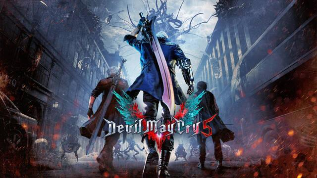 Devil May Cry 5 tendrá precuela en forma de manga
