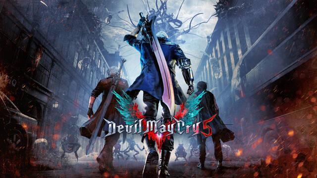 E3 2018: Confirmado Devil May Cry 5; llegará en primavera de 2019