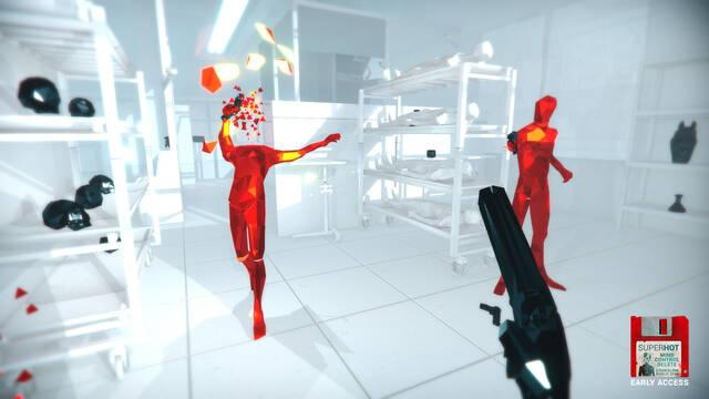 Anunciada la expansión independiente Superhot: Mind Control Delete