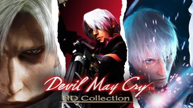 Devil May Cry HD Collection estrena nuevo tráiler