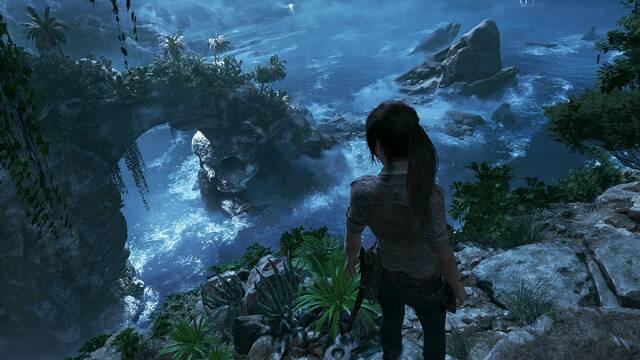 Shadow of the Tomb Raider muestra su tecnología de fluidos, partículas y humo
