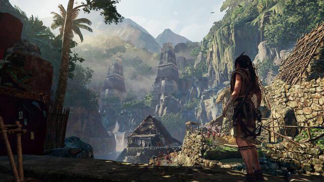 Se muestran los 15 primeros minutos de Shadow of the Tomb Raider en 4K