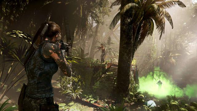 Nuevas imágenes y vídeo de Shadow of the Tomb Raider