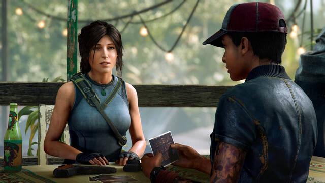 Un vídeo resume la historia hasta el momento de los nuevos Tomb Raider