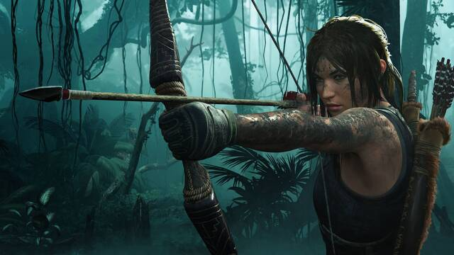 Así luce Shadow of the Tomb Raider en PS4 y PS4 Pro
