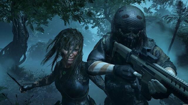 E3 2018: Shadow of the Tomb Raider nos presenta su jugabilidad