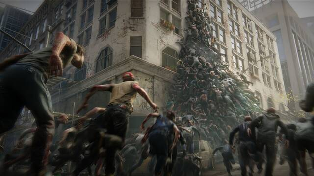 World War Z llegará el 16 de abril a PC, Xbox One y PS4