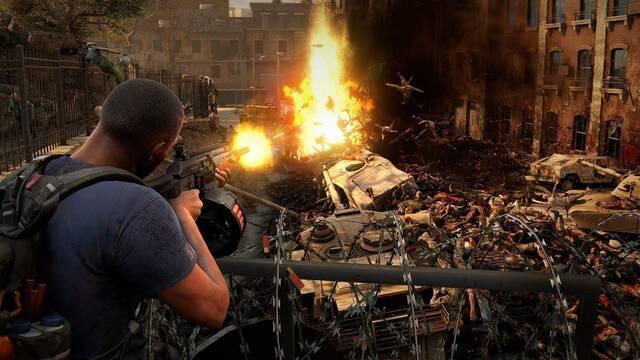 World War Z muestra sus incontables hordas de zombis en un nuevo vídeo