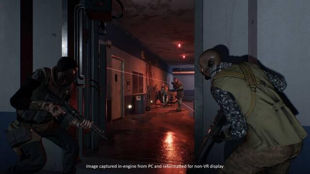 Firewall Zero Hour llegará el 29 de agosto a la realidad virtual de PS4