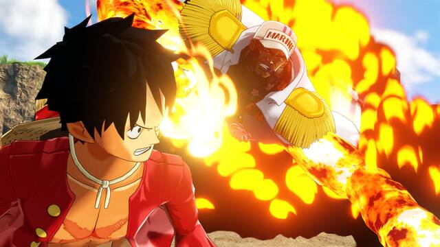 One Piece: World Seeker presenta su tráiler de Gamescom 2018