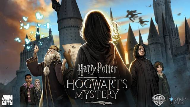 Harry Potter: Hogwarts Mystery se lanza el 25 de abril en iOS y Android