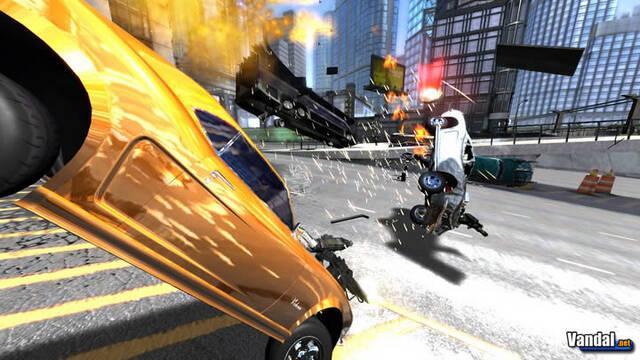 E3: Nuevas imágenes de Full Auto 2