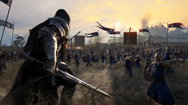 El juego masivo Conqueror's Blade estrenará beta abierta el 4 de junio