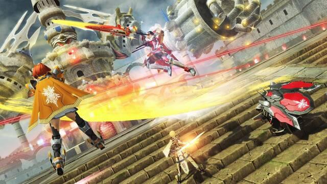 Sega ilustra las características de Phantasy Star Online 2 en Switch