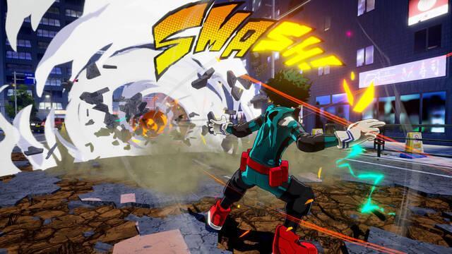 Bandai Namco confirma My Hero One's Justice para Europa