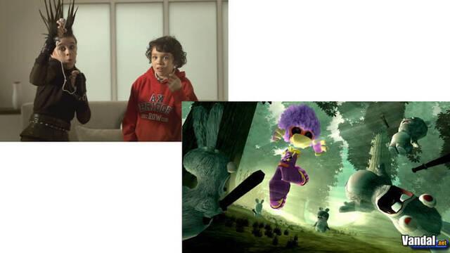 E3: Nueva imagen de Rayman para Wii