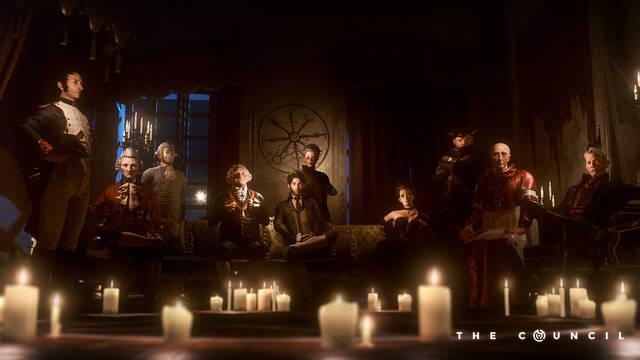 Anunciado The Council, una nueva aventura episódica