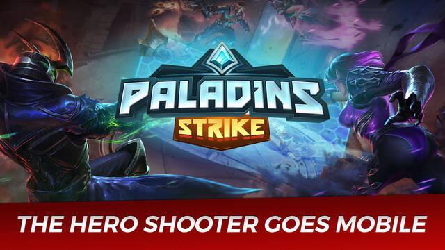 El MOBA de Hi-Rez Paladins Strike muestra un nuevo tráiler
